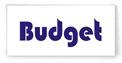 Budget Courier logo